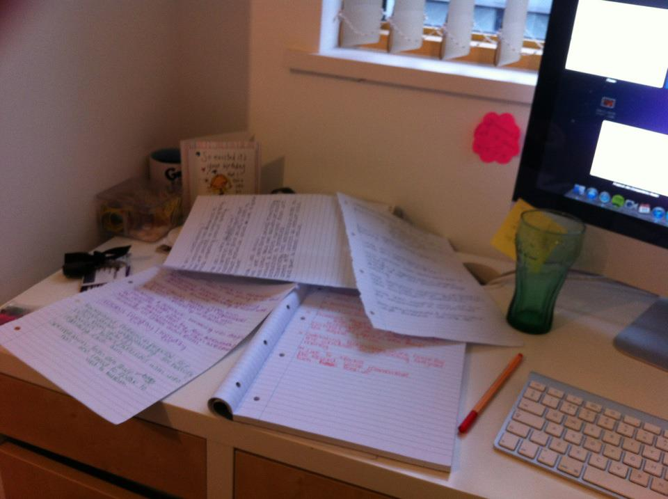 Back to Dissertation