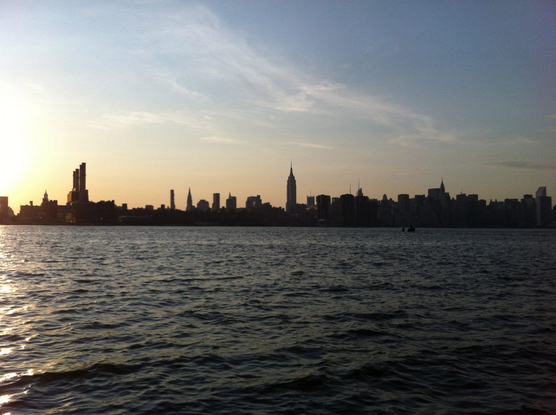 NYC Skyline from BK
