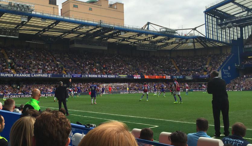 Chelsea Aston Villa