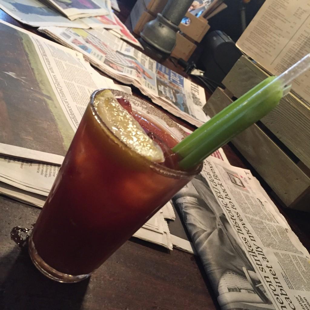 RHC Bloody Mary