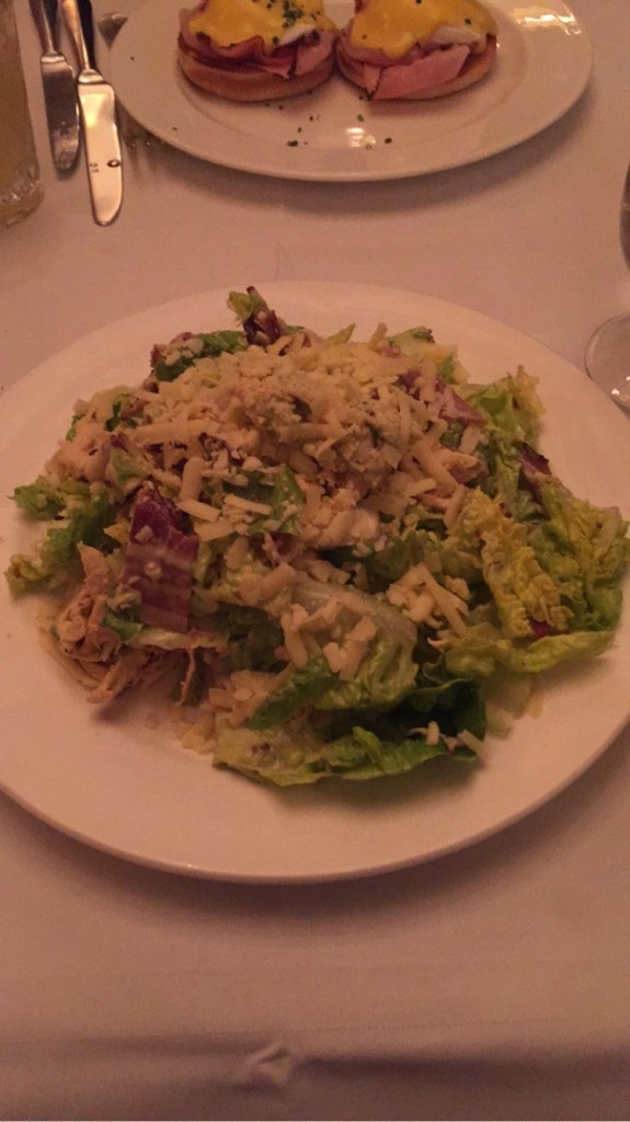 Chicken + Bacon Salad
