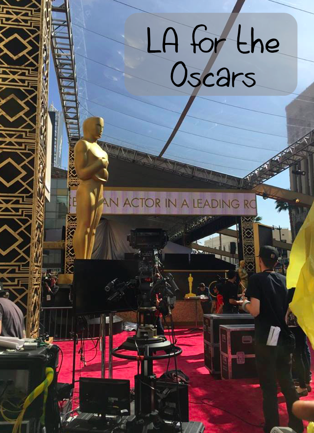 LA for the Oscars