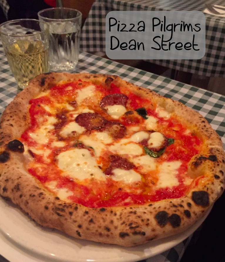Pizza Pilgrim's Soho
