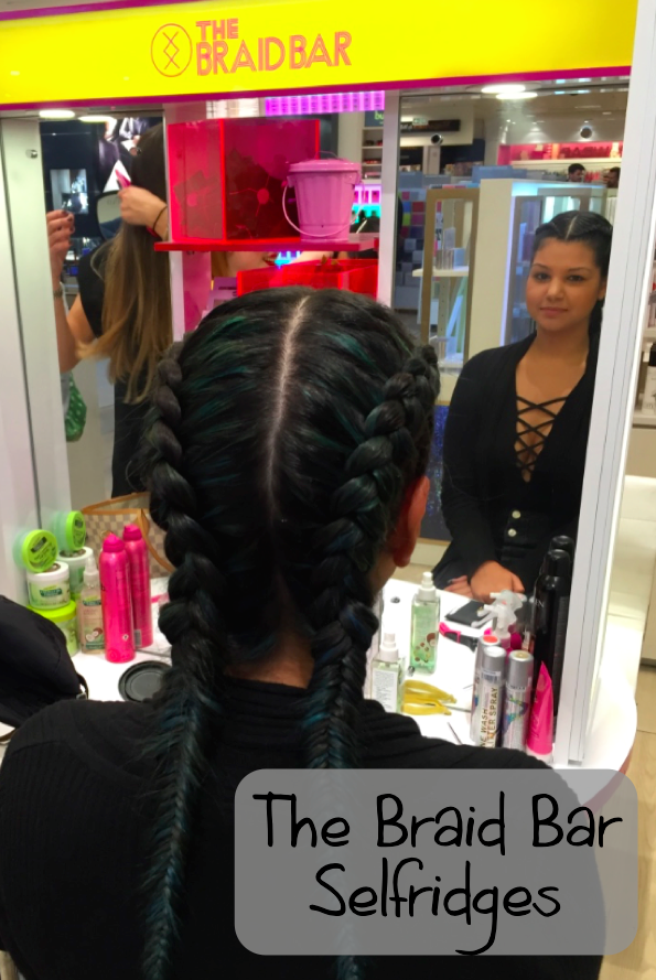 The Braid Bar Selfridges