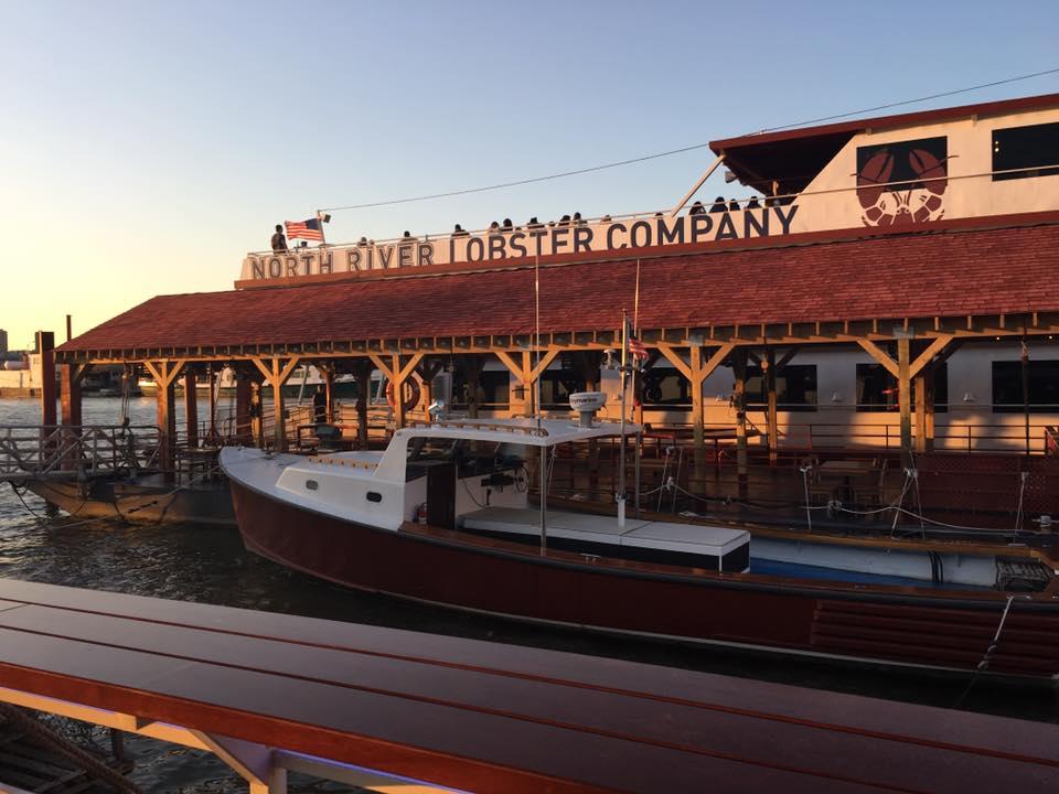 Lobster Boat Pier 81