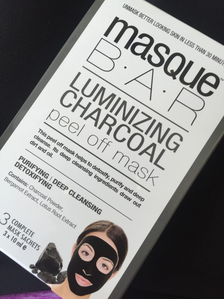 Masque Bar Charcoal Peel of Mask