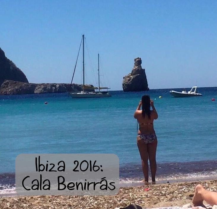 Ibiza 2016 Cala Benirrás