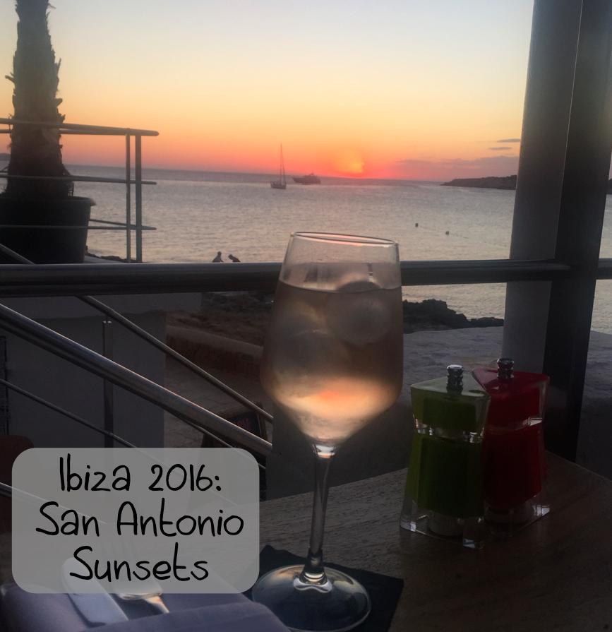 Ibiza 2016 | San Antonio Sunsets