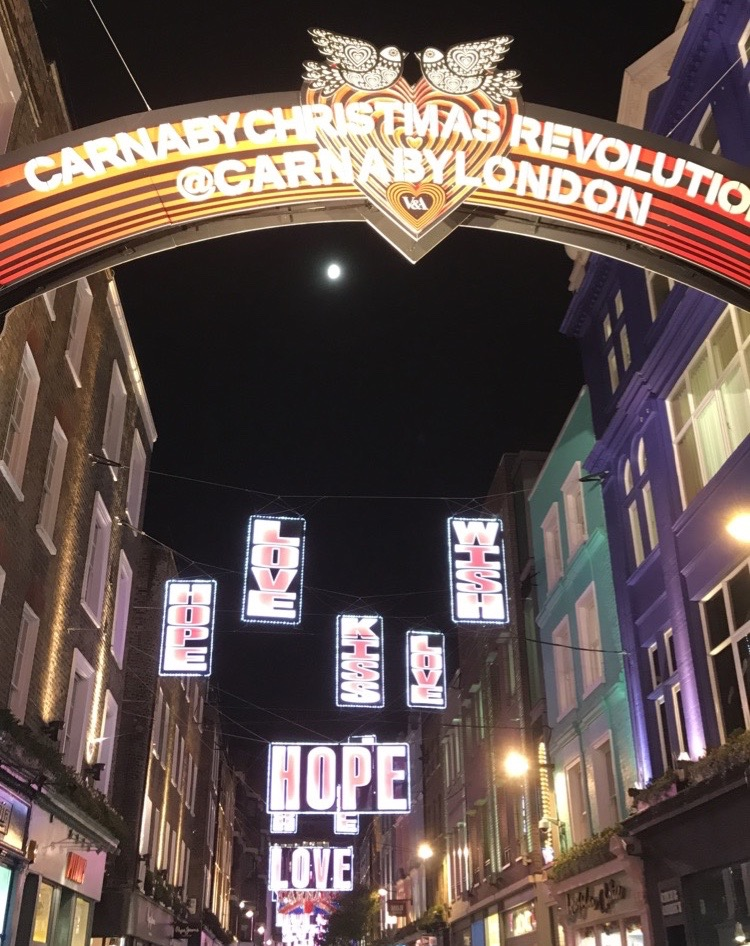 Carnaby St Christmas