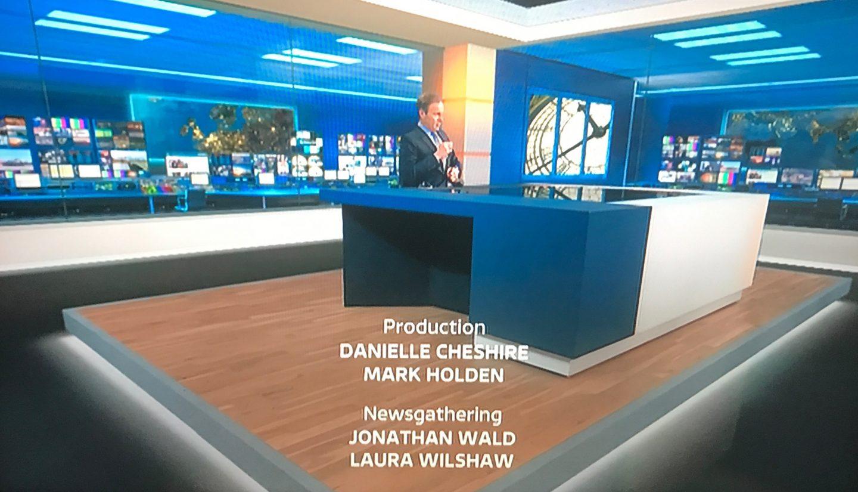 Production Credit ITV News