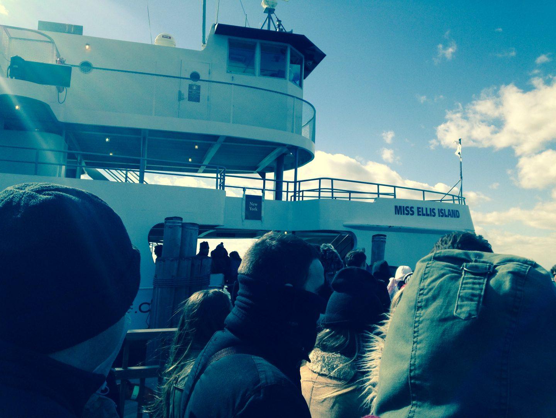 Miss Ellis Island