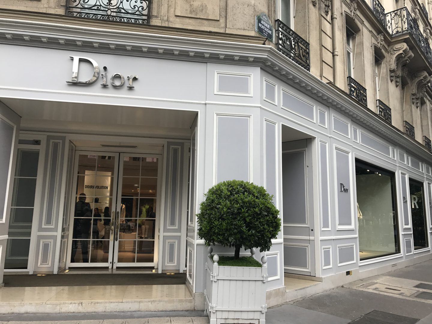 Dior Ave Montaigne