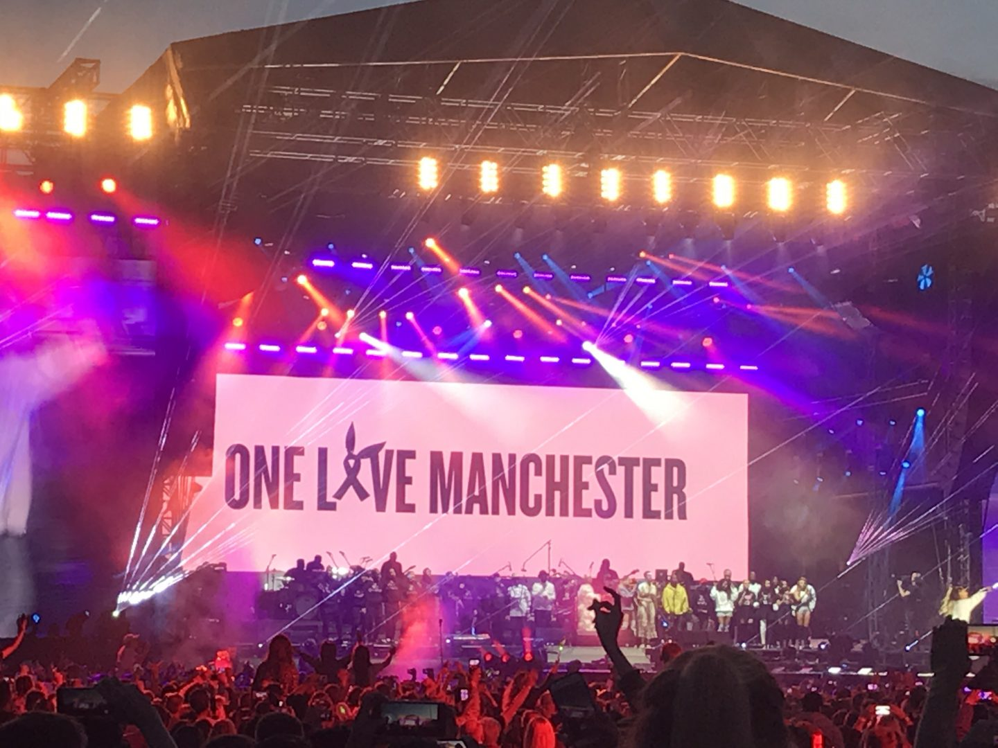 One Love Manchester Event