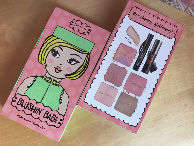 Benefit Blushin Babe Set Box