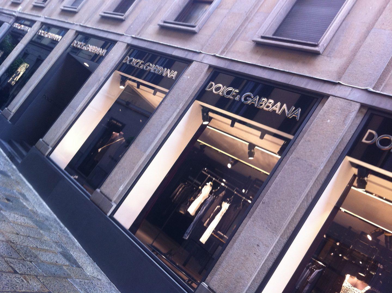 Dolce & Gabbana Milan