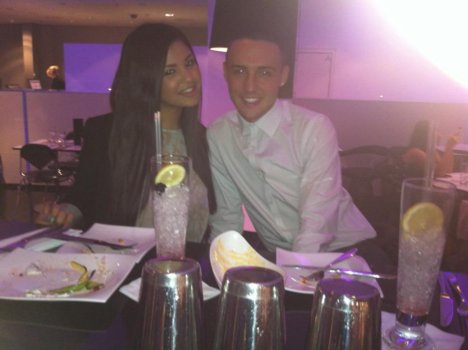 Dinner at HN with Lew