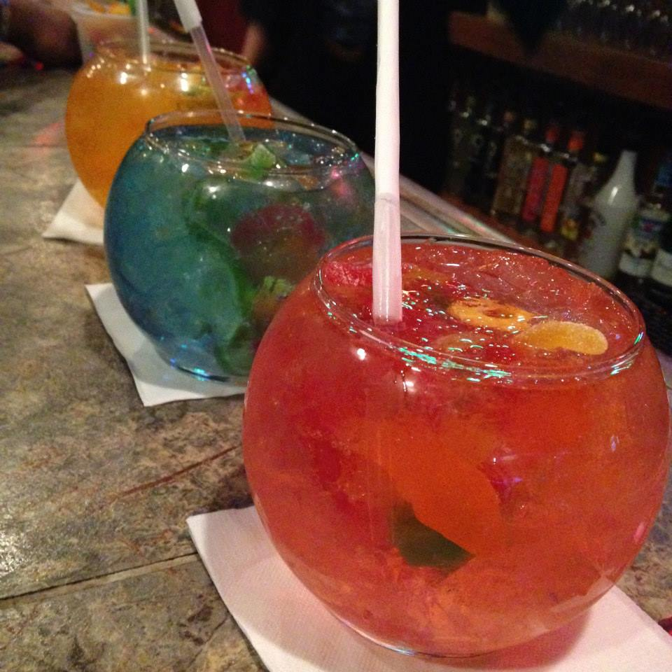 Fishbowl Cocktails Philadelphia