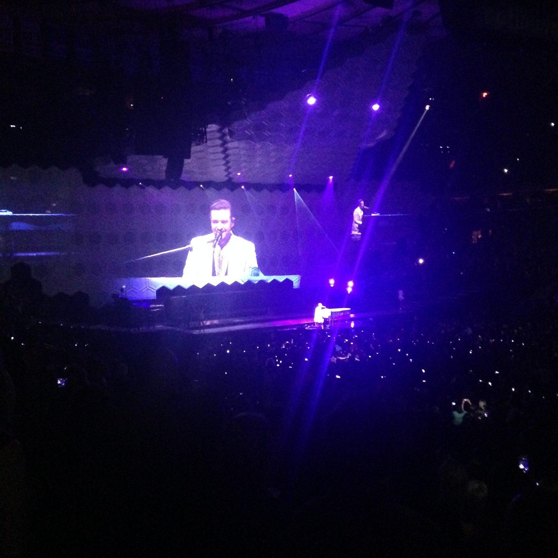 Justin Timberlake MSG