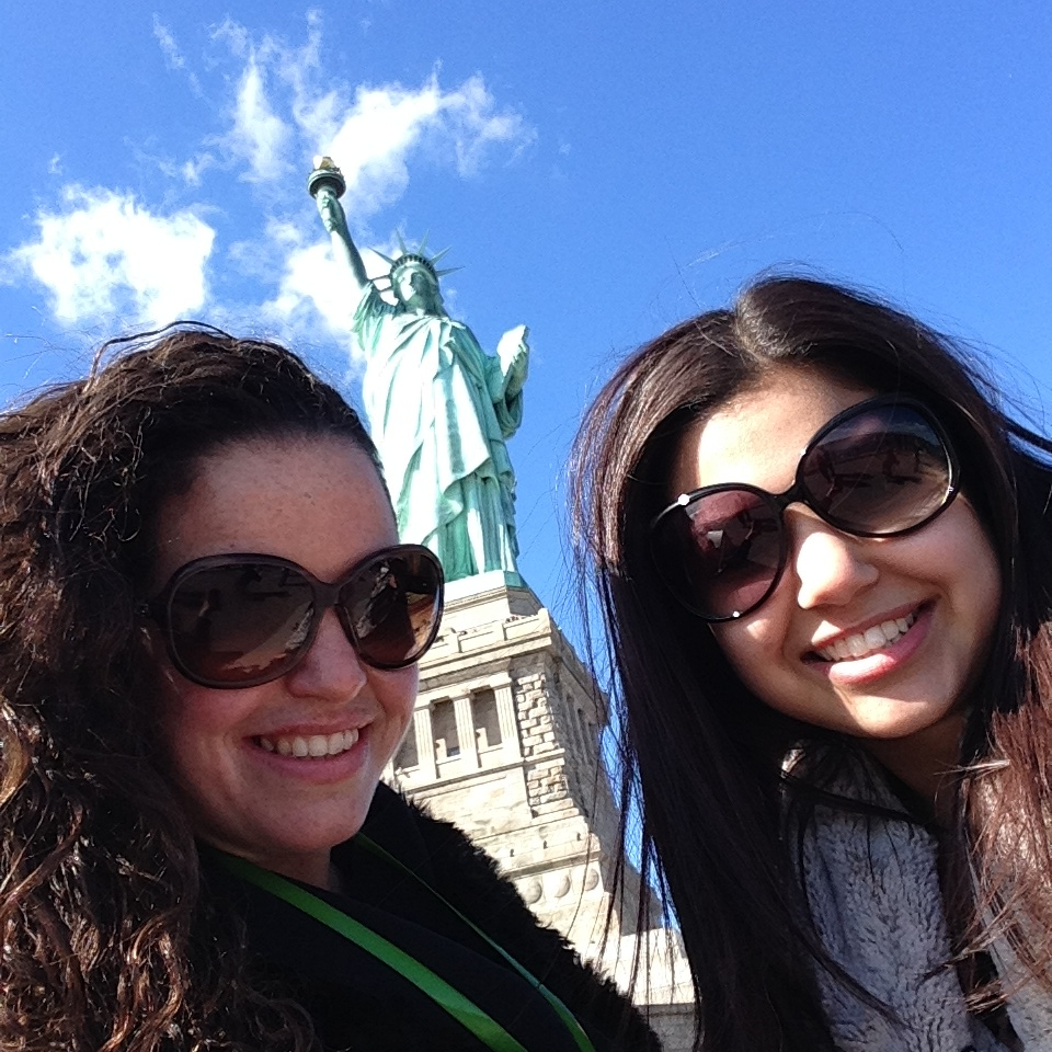 One last visit to Lady Liberty