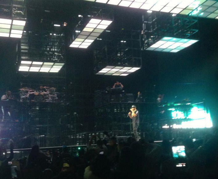 Jay Z MCWT Philly