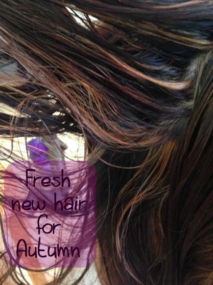 Fresh New Hair