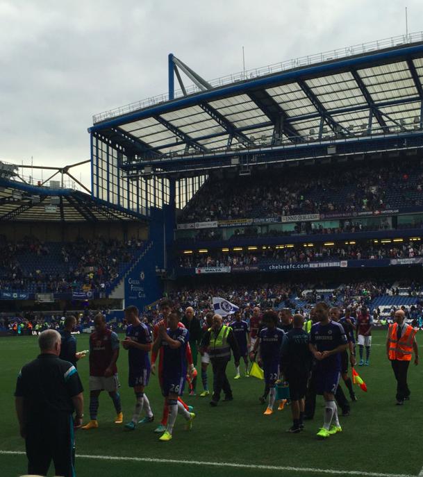 Chelsea Aston Villa1