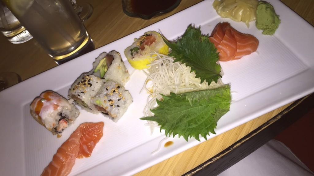 Sushi Samba MIA