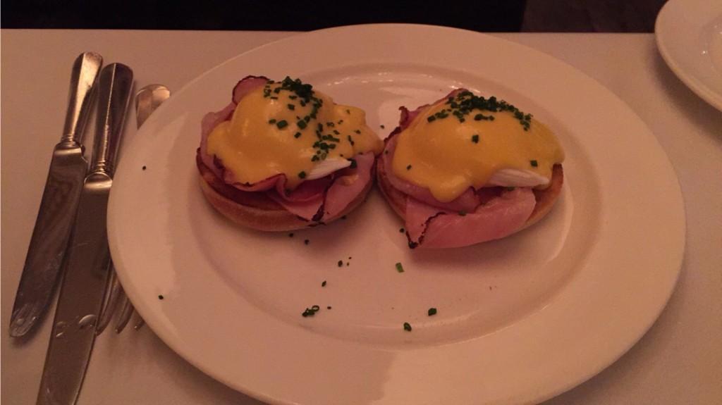 Eggs Benedict DST