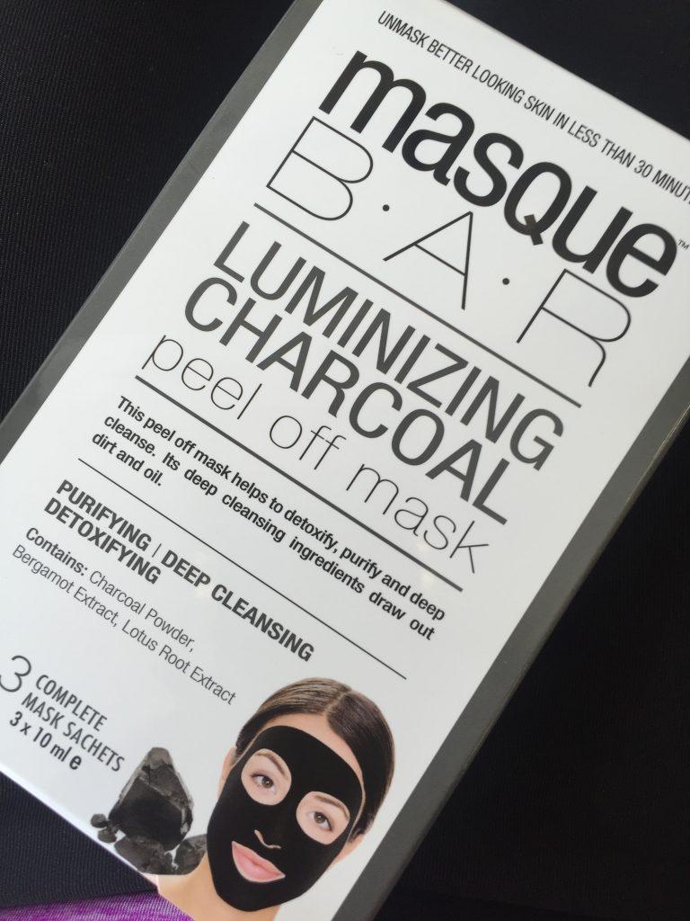 Masque Bar Charcoal Peel of Mask