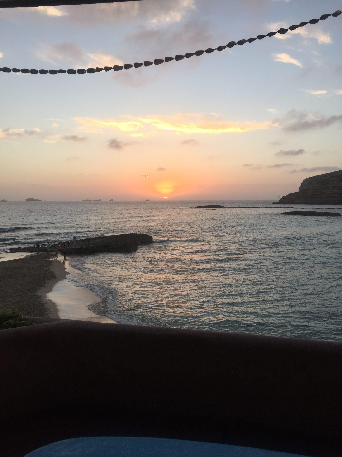 Sunset Ashram June 16