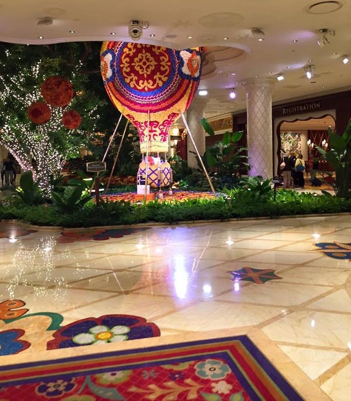 Inside Encore Las Vegas