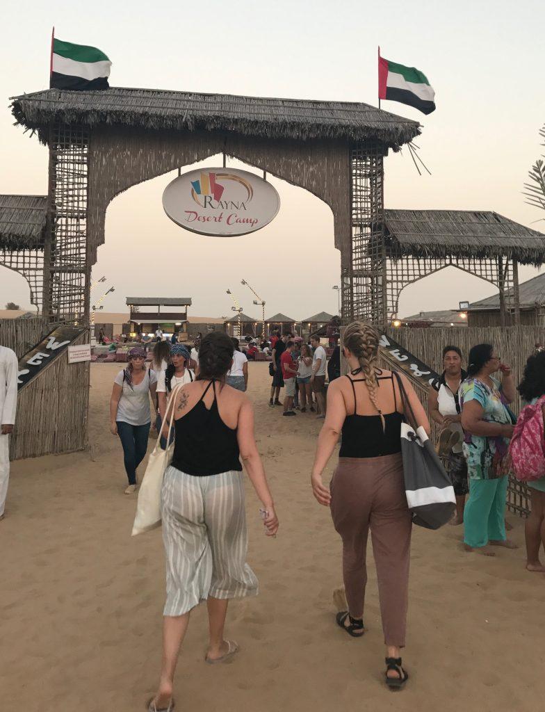 Dubai Desert Safari Rayna Camp