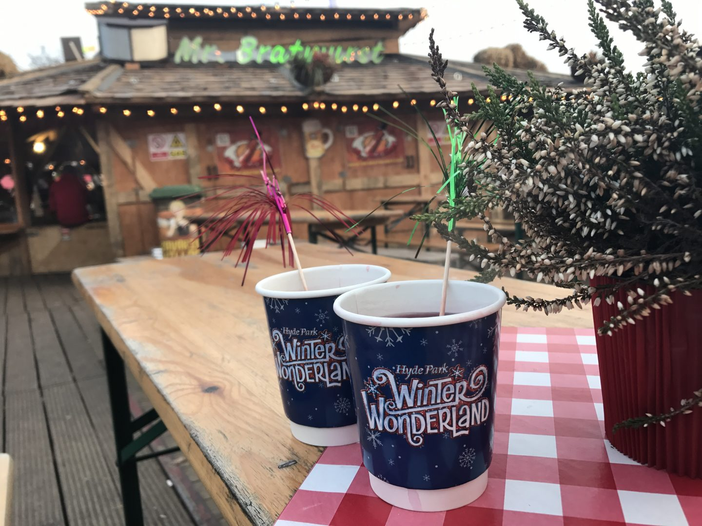 Winter Wonderland Mulled Wine