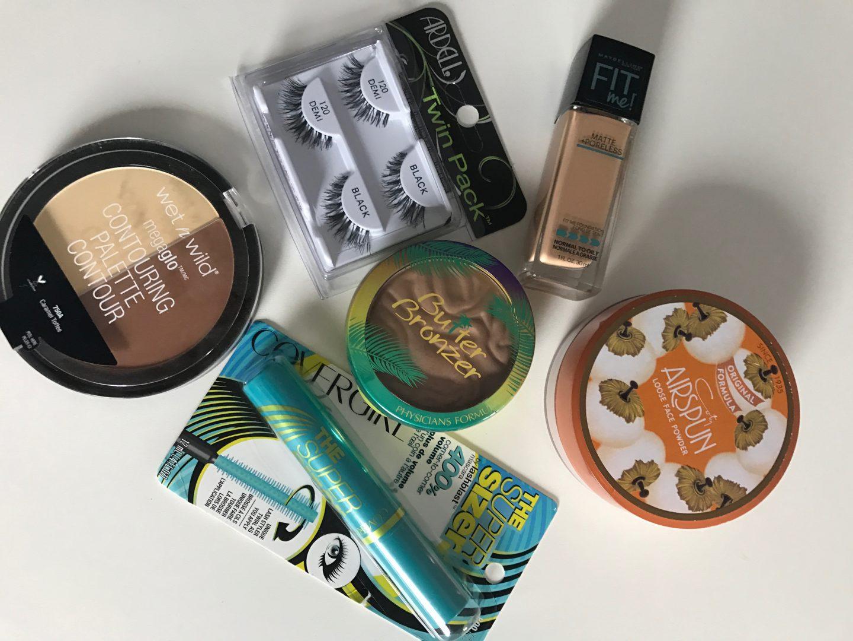 US Drugstore Beauty Buys Jan 2017