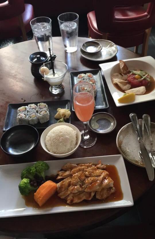 Haru Sushi Lunch