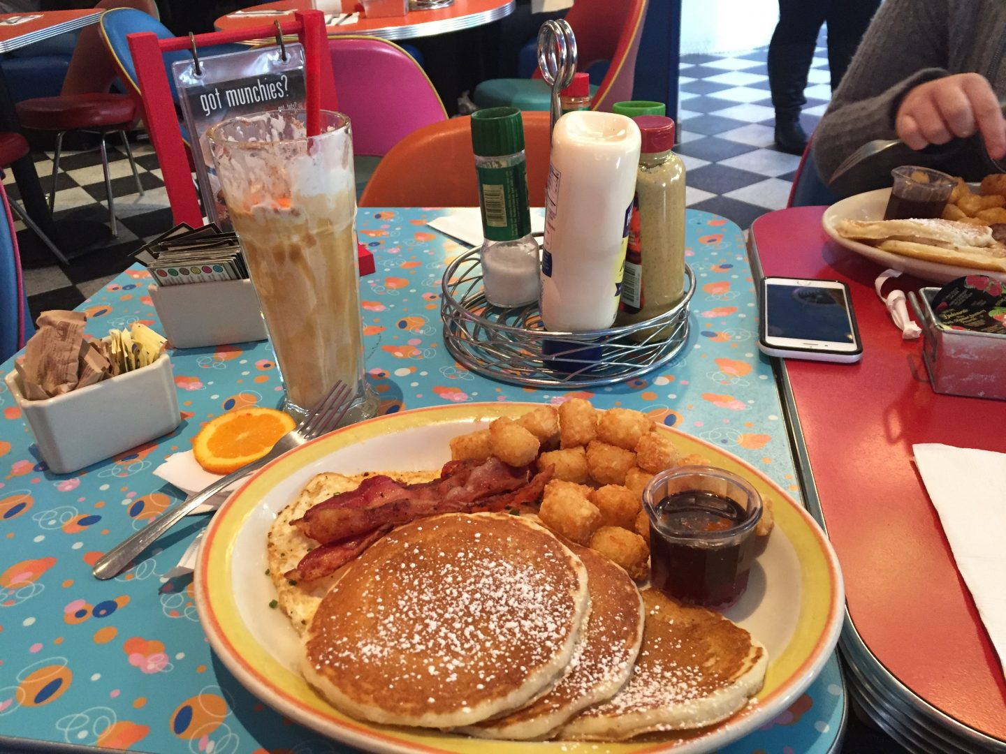 Breakfast Big Daddy's Diner