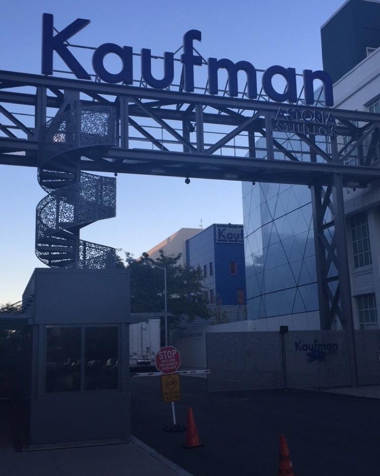 Kaufman Studios Astoria