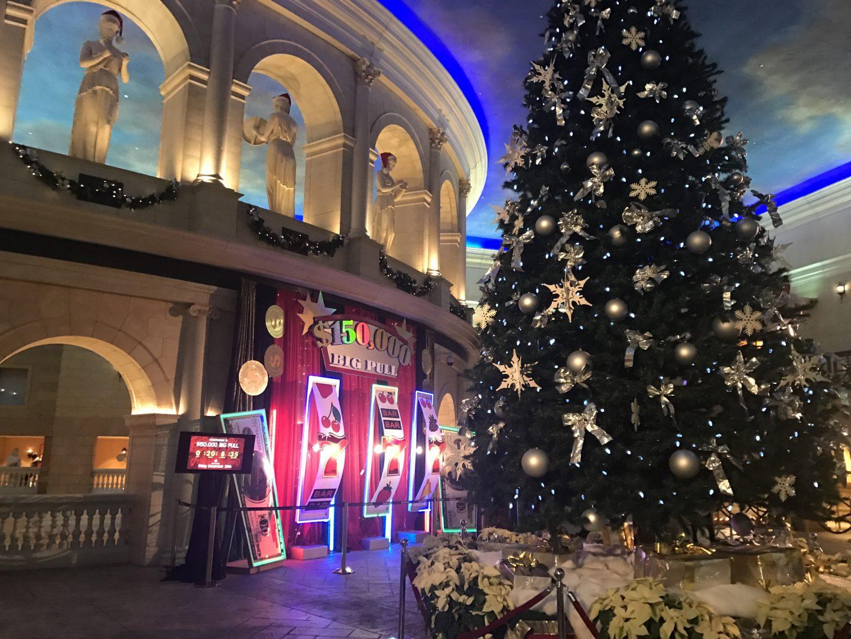 Christmas at Caesars Atlantic City