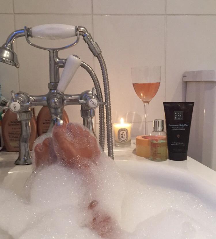 Sunday Relaxation bath